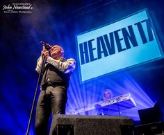 https://flic.kr/p/D5oE2Y | Heaven 17 | Heaven 17 at the Steve Strange Memorial Post Christmas Party at Parr Hall, Warrington on Saturday 24th January 2016. ©John Newstead working with Simon Watson Photography