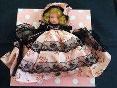 Thursday's Child Has Far To Go #183 MS Nancy Ann Storybook Doll