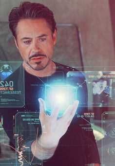 Iron Man Augmented Reality interface.  I always get such tech envy from The Avengers and Iron Man movies.