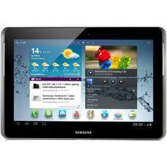 Samsung 10.1 Galaxy Tab 2 16GB WiFi (musta/hopea) - Gigantti 249 e hyvä ensitabletiksi neljä tähteä