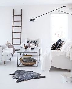 70 Cozy Scandinavian Living Room Designs | ComfyDwelling.com