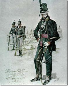Sometimes overshadowed by the famous 95th, this is the crack 60th Regiment of Foot (Rifles).