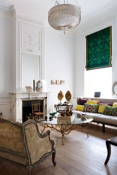 Anne-Marie Midy & Jorge Almada - Casamidy - Real Homes (houseandgarden.co.uk)