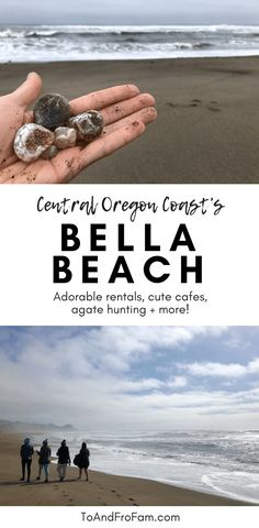 Bella Beach, Oregon: Rentals, food + things to do - To & Fro Fam