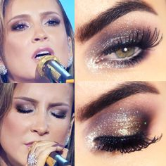 Tutorial – maquiagem iluminada da Claudia Leitte no The Voice!
