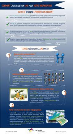 Comment choisir le bon LSM dans le contexte de l'entreprise apprenante ?