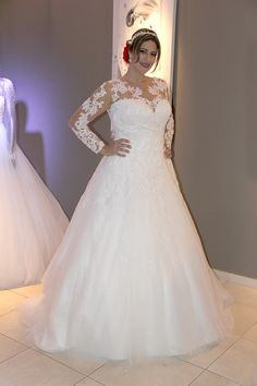 Vestido de noiva plus size em Bauru - Grandes Mulheres