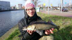 Urban fishing Zwolle