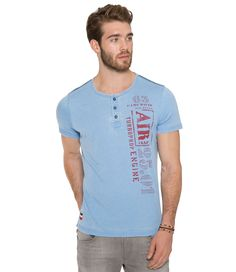 Stylové tričko z kolekce Aviation Camp David, Mens Tops, T Shirt, Fashion, Supreme T Shirt, Moda, Tee Shirt, Fashion Styles, Fashion Illustrations