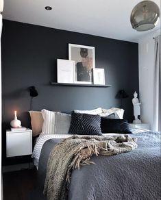 Bedroom Wall Decor Ideas Small Rooms Basements is unconditionally important for your home. Whether you choose the Bedroom Ideas Master For Couples or Bedroom Wall Decor Ideas Small Rooms Space Saving, Small Room Bedroom, Home Decor Bedroom, Diy Bedroom, 1930s Bedroom, Budget Bedroom, Bedroom Ceiling, Design Bedroom, Bedroom Wall Decorations, Couple Bedroom Decor