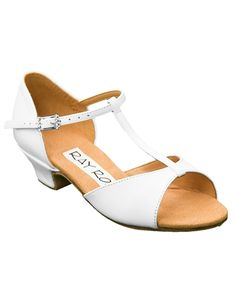614698e8389 Ray Rose 501 Misty Girls  Ballroom Shoes From The Ray Rose 501 Misty white  leather girls  ballroom shoes provide support for young fe.