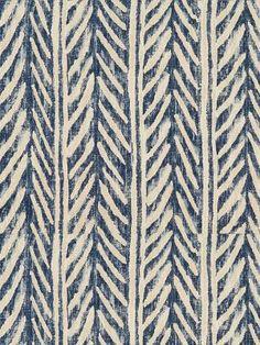 Pemba - Lapis, Ralph Lauren Fabric.