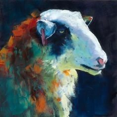Illuminata by Brenda Ferguson, painting by artist Brenda Ferguson