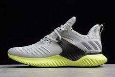 0473c3688746c Men s adidas AlphaBounce Beyond 2 M Grey Black-Green