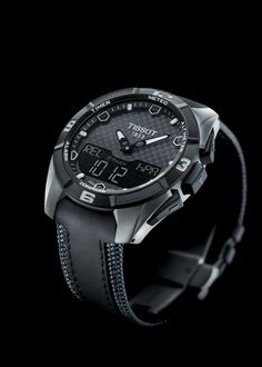 The Tissot T-Touch Expert Solar