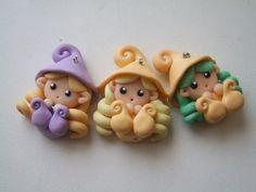 Fairy Mamy: streghette fimo