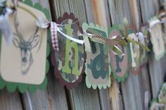 Hey, I found this really awesome Etsy listing at http://www.etsy.com/listing/114952045/camo-cute-name-banner-with-deer-for