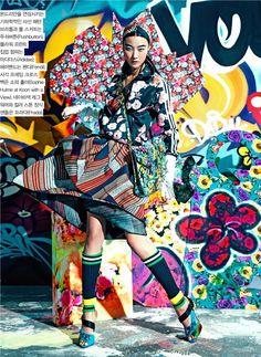 Ji Hye Park by Hyea Won Kang for Vogue Korea February 2014 6