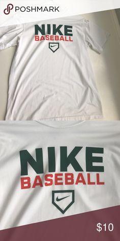 35b59f8a Boys Nike Baseball Shirt Drifit shirt Nike Shirts & Tops Tees - Short  Sleeve Nike Baseball