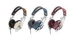 Sennheiser presenta sus nuevos auriculares Momentum On-Ear Sennheiser Headphones, Audiophile Headphones, Best Headphones, Stereo Headphones, Latest Gadgets, New Gadgets, Technology Gadgets, Noise Cancelling, Pink