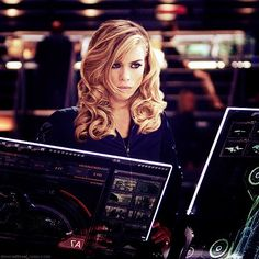 """S.H.I.E.L.D. Agent Rose """"Bad Wolf"""" Tyler… 