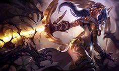 ArtStation - Arclight Vayne - League of Legends, SIXMOREVODKA STUDIO