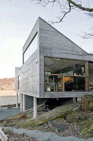 scandinavian retreat.: Rennesøy home