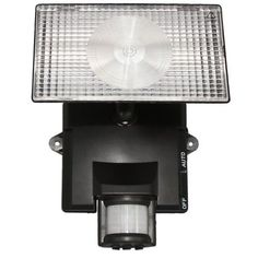 SF01 Solar 'Protector' Security Floodlight With Motion Sensor by Solar Illuminations. $59.99. This is a great security floodlight fixture made by Solar Illuminations, that can be installed quickly and easily almost anywhere. This solar security light comes complete with a Siemens solar panel that has a 12' (4 metre) cable cord allowing the panel to be remotely sited, where necessary, to catch most sunlight. All plastic construction therefore no parts to rust. Passiv...