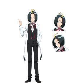 Twin Star Exorcists: Onmyouji || Seigen Amawaka