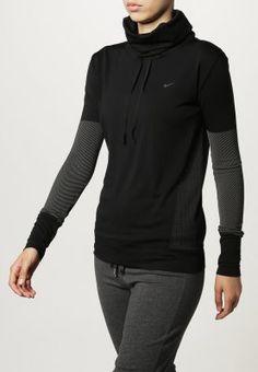 Nike Performance - INFINITY - Pitkähihainen paita - black/cool grey