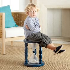 creative time out stool