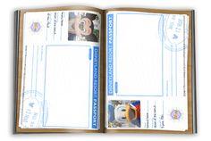 Printable Disney Passports