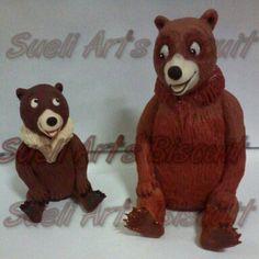 Irmão Urso Biscuit