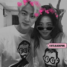 Blackpink And Bts, Kpop, Foto Bts, Editing Pictures, I Don T Know, Seokjin, Couple Goals, Couples, Image