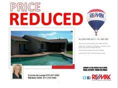 Price reduced - lovely home in Allen's Nek