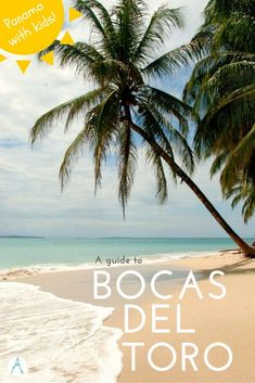 Panama with kids: A guide to Bocas del Toro