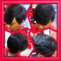 Nice 27 piece quick weave short hairstyle For Your   2016 Short Haircut Trends with 27 piece quick weave short hairstyle Short Hair Trend 2016