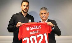 Jardel renews with Benfica until 2021 Sports, Soccer, Hs Sports, Sport