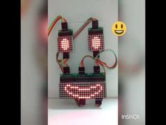 Controlling LED Matrix Array With Arduino Uno (Arduino Powered Robot Face): 4 Steps (with Pictures)