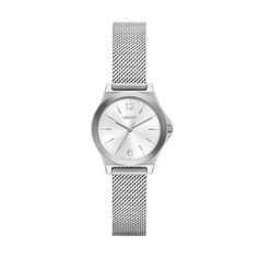Parsons Stainless-Steel Silver Mesh Watch, NO COLOR