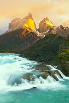 Torres Del Paine - Chile - 8th wonder of the world