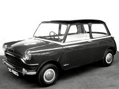 Austin Mini Pre-production (ADO 15)