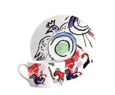 Bernardaud Marc Chagall Joseph Tribe Breakfast Cup & Saucer | Bloomingdale's