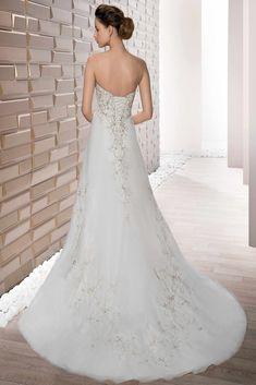 90c784963eca1 25 Delightful Wedding dress ideas images