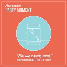 Stain Tip 1 of 4: Soda