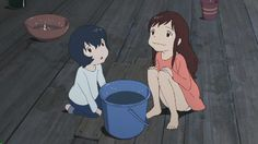 Wolf Children- this movie was so unique