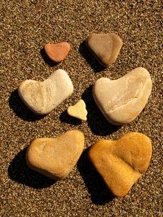 Heart Rocks