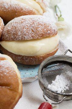Sonho de Padaria aka Bola de Berlim | Vídeos e Receitas de Sobremesas