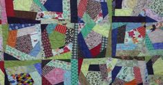 Great Beginner's Project: The Crazy Quilt!