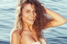 """"""" Nataša was born in the World Heritage Site coastal town of Kotor, growing up in… Miss World 2014, Montenegro, World Heritage Sites, Most Beautiful, Beauty"""